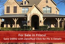 Homes in Frisco