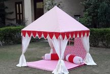 Kids Zone / Kids Tent House & Kids Teepees