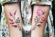 Kukkatatuoinnit