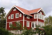 Hus burspråk tillbyggnad