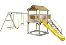 oyun parkları / çocuklar için oyun parkları ve oyun evleri