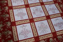 Embroidery Quilts