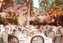 Wedding inredning