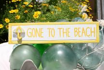Beach House Signs / Beach or Coastal looking for any Beach style house or cottage.