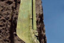 Statue Art Déco