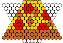 Hama mønster
