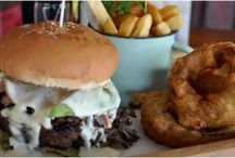 Food at Fat Harry's / Foods from our menu at Fat Harry's in Kenilworth.