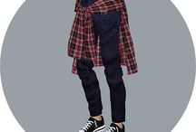 The sims 4 clothes Male