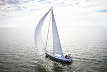 Stadtship / Yachts that are build by K&M and designed by Van de Stadt design are named 'Stadtship'.