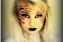 Tigers / Halloween costume / by Sara S