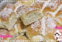 Receitas Pães Canal Espaço das delícias culinárias