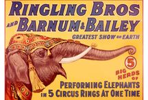 Vintage Circus / vintage circus, carnival, and side show inspiration
