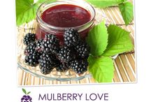 Recipes / Mulberry recipes for you to try!