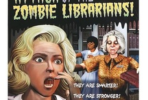 Marketing Horror at the Library / by Monster Librarian
