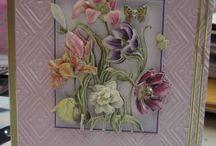 parchment cards
