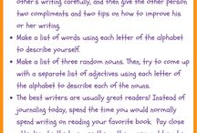 English writing skills