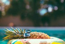 Pineapple Blog / Be a pineapple: Stand tall, wear a crown, and be sweet on the inside.
