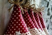 Christmas Sewn Deco