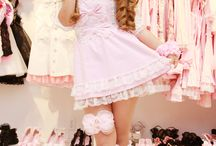 J-Gals Fashion: Hime Gyaru & Himekaji~ / Princess girl style. Clothes, Brands, Shoes, Accessories, etc.