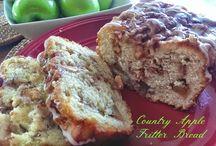 Yummy muffins, loafs etc
