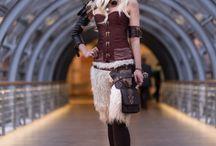 fawn cosplay