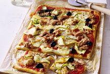 Pizza - selbstgemacht am leckersten