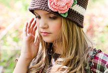 Girls Crochet Cloche Beanie