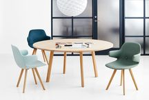 Dining room chairs / All about the perfect chair. Choosing the perfect chair for your dining room, restaurant or hotel isn't easy. At Erik Jørgensen, we're designing chairs that are comfortable as well as aesthetic.