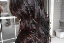 espresso hair