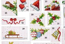 Christmas Cross-stich