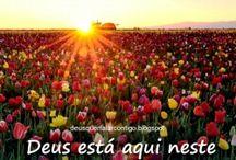 Deus é maravilhoso