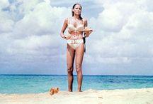 Bond Girls / Bond girl é a denominação dada às personagens do mundo fictício do agente secreto britânico James Bond que tem relação romântica ou sexual com o agente 007, e que com o sucesso da série cinematográfica acabou também denominando as atrizes que as vivem nas telas.