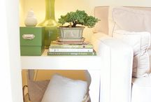 living/dining room / by Michelle Horsman Photography