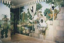 dekoracje na ścianach