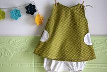 Poupinette / Vêtement enfant