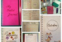Bullet Journal / Organisez-vous avec votre bullet journal