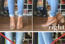 zapatos y