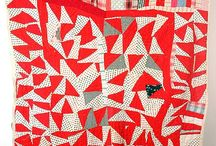 Textiles: American Quilts / American quilts, textiles, textile trends, fashion trends