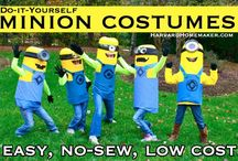 Minion party / by Becky Brown