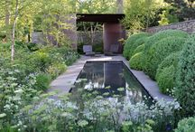 Water in Gardens