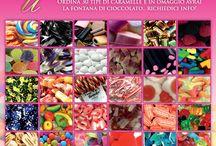 Promozione www.candymagicstore.com / ORDINA 30 tipi di caramelle Candy ,in OMAGGIO AVRAI LA FONTANA DI CIOCCOLATO NEL CANDY BAR SERVICE ...  Promozione valida  www.mrudyitalia.it www.pralinatodoc.com  Valevole solo per il BRAND MR UDY +1 kg di marsmallow gratis   Dal 01/02/2016 al 01/04/2016  #APPROFFITTAORA  Richiedi info