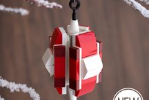 Lego Christmas Projects 2015 / A collection of my newest and most popular Lego Holiday Build-it-Yourself Projects