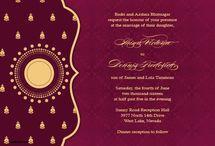 Invitation Card Printing / Custom Printed Invitation Cards - create stationery invitations of a higher quality at PrintweekIndia.com.