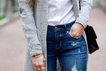 Fashion ideas - long cardigan