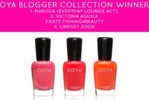 Zoya Blogger Collection / #birchbox