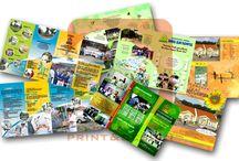 Jasa percetakan brosur, leaflet
