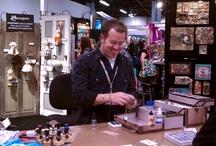 Tim Holtz samples
