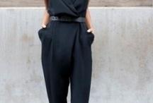 Little Black Dress vs. The Jumpsuit