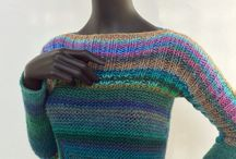 Sweaters / Knitted sweaters and vests