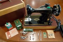 Sewing Machine Obsession